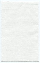 "28ct white linen band 4""w x 36"" (1yd) 100% linen Mill Hill - $10.80"