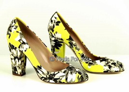 J Crew Blakely Printed Pumps Size 7 Style# A6035 $278 New - $192.35