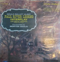 GOULD BALLET MUSIC FALL RIVER LEGEND INTERPLAY - LATIN-AMERICAN SYMPHONE... - $19.09