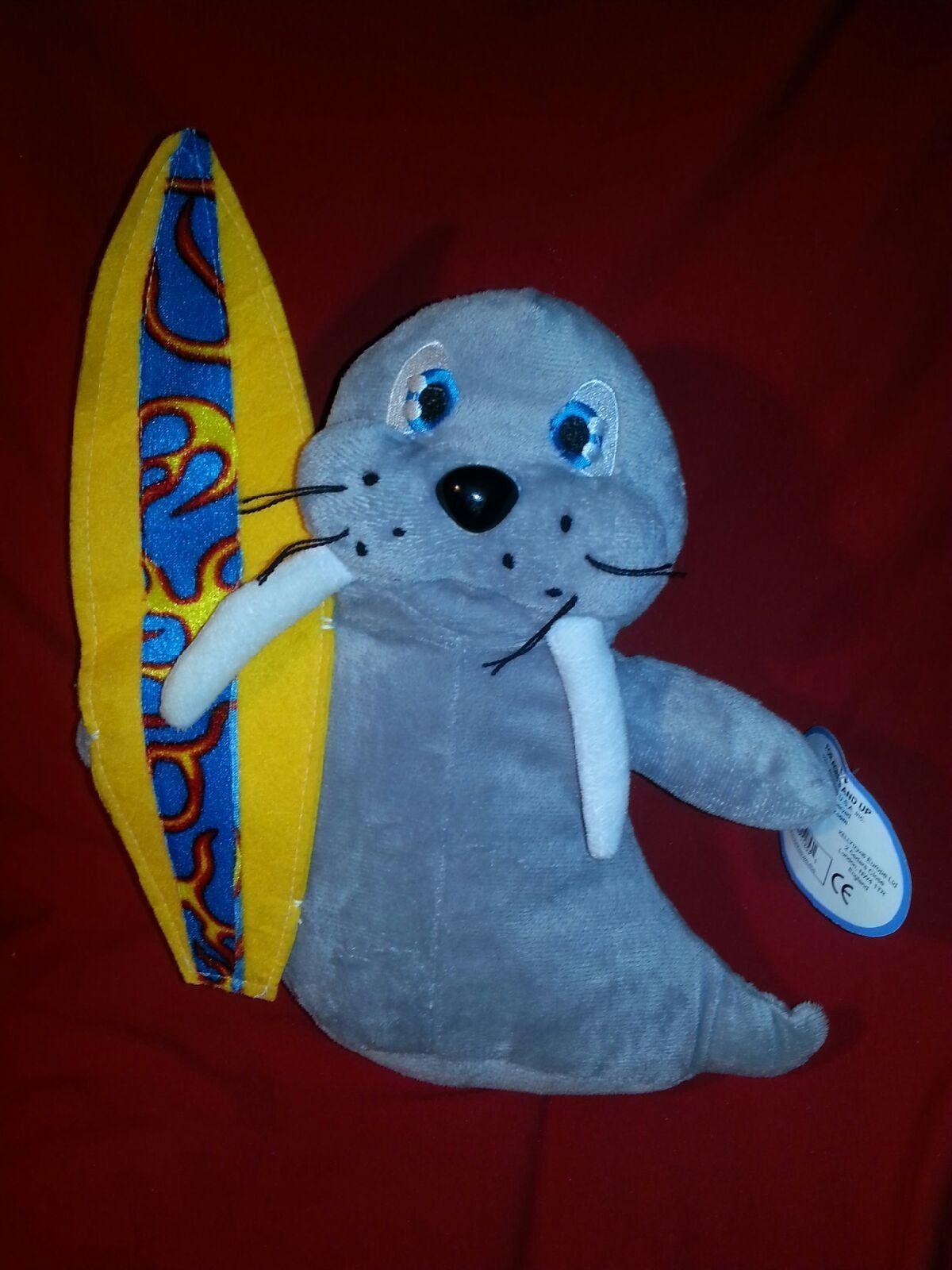 Boys Plush Toys : Kellytoy quot surfing seal plush toy boys girls other