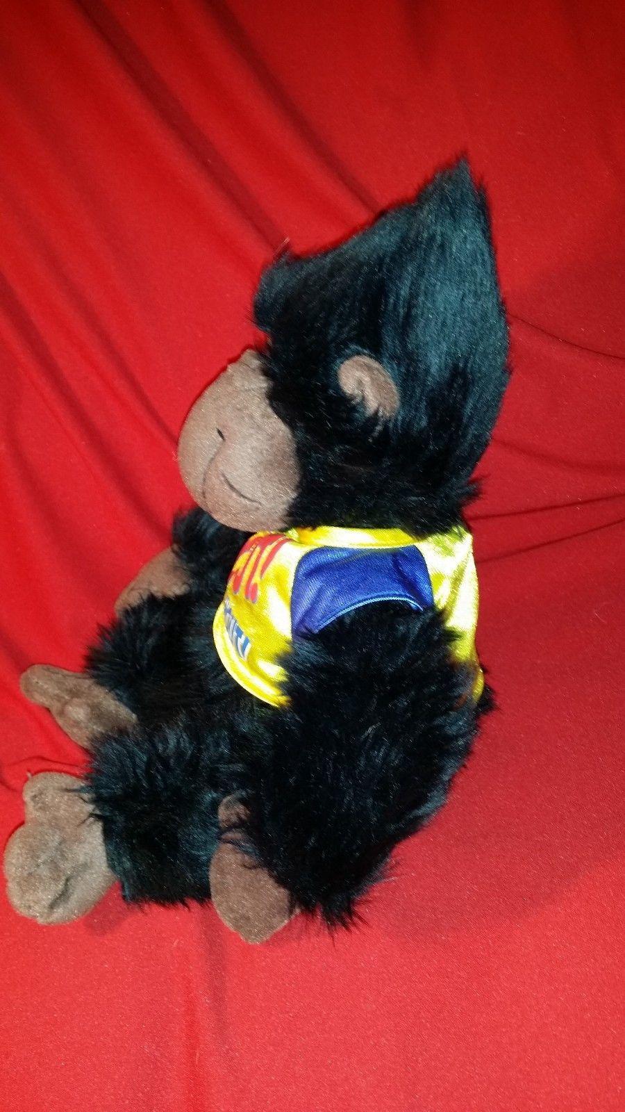 Boys Plush Toys : Lost found shout baby gorilla stuffed animal plush