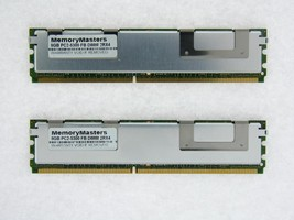 16GB KIT 2X8GB DELL PRECISION WORKSTATION 690 T5400 T7400 RAM MEMORY FBDIMM