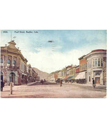 Pearl Street Boulder Colorado Vintage 1911 Vintage Post Card - $6.00