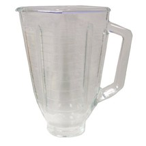 Oster 5 cup glass square top blender jar. - $17.79