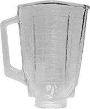 Oster 025843-000-000 Blender Glass Jar (Square Top) - $16.84