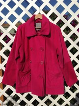 Free Ship Pretty Pink Dollhouse 2X Coat - $39.99