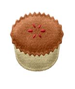 Cherry Pie Collage-Digital Download-ClipArt-ArtClip-Digital Art - $4.00