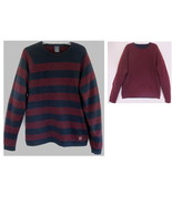 Mens wool sweater Reversible XL Tommy Hilfiger ... - $47.99