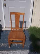 Solid Birdseye Maple Sewing Rocker / Rocking Chair  (R109) - $247.50