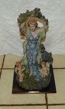Do Capelli Lady Figurine with Cherubs - $69.00