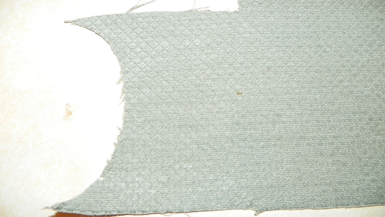 Light Green Mini Diamond Print Chenille Upholstery Fabric  1 Yard  R409