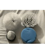 4X Hurricane Electric Bathroom Spin Scrubber Replaceable Brush Heads - $15.00