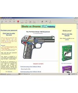 FN Model 1900 semi-auto pistol explained - ebook - $7.95