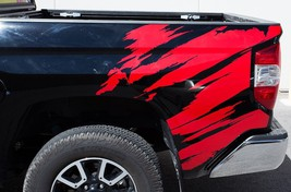 Toyota Tundra TRD 4X4 Fender Graphic Vinyl Sticker Decal Bed Parts 2014 ... - $49.95