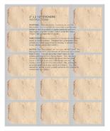 Basic Old Paper Stitched Tag Sheet-Digital Download-ClipArt-ArtClip-Digi... - $4.00