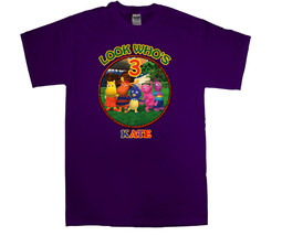 Backyardigans Personalized Purple Birthday Shirt - $16.99+