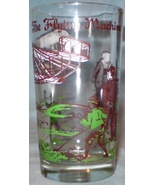 Armour Peanut Butter Glass The Flying Machine - $10.00