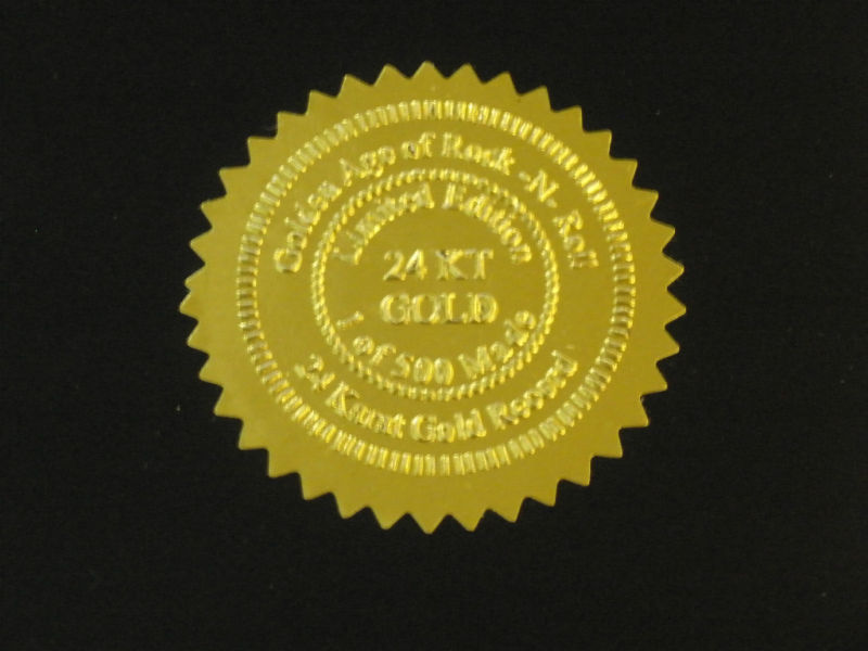DEAN MARTIN 24KT AWARD QUALITY GOLD 45 RECORD LTD EDITION DISPLAY FREE SHIP