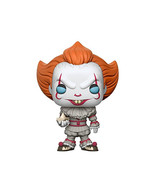 Funko Pop Pennywise Figure Small Toy Gift IT Movie Collectible Clown Fig... - $13.98