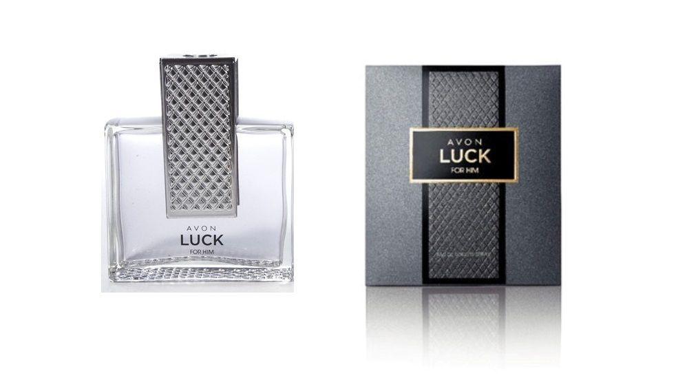 Avon luck for him цена в россии laline косметика купить в украине