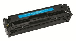 CB541A CYAN TONER CARTRIDGE for HP COLOR LASERJET CP1515 CP1215 CM1312 125A - $29.69