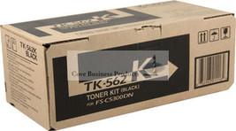 GENUINE KYOCERA MITA FS-C5300DN BLACK TONER CARTRIDGE TK-562K - $108.89