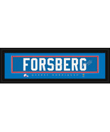 "Peter Forsberg Nordiques ""NHL Vintage"" Player Signature Stitched Jersey ... - $39.95"