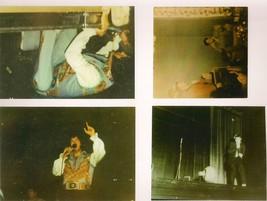 4 Vintage Elvis Presley Photos Uncut Sheet Copied from Estate Collection - $7.59