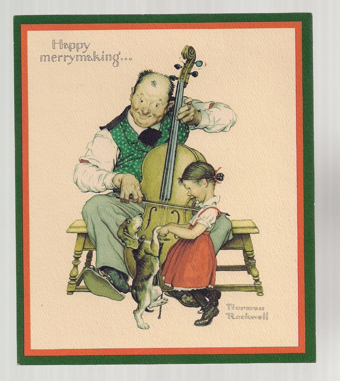 Hallmark Christmas Card: 3 listings