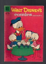 Vintage Donald Duck Walt Disneys 10 Cent Dell Comic Issue 229 - 1959 Estate - $5.69