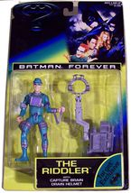 THE RIDLER (Target Exclusive) Action Figure Batman Forever 1995 Kenner 1 - $17.99