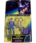 THE RIDLER (Target Exclusive) Action Figure Batman Forever 1995 Kenner 2 - $17.99