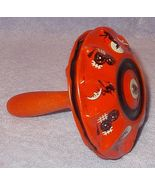 Old Vintage Halloween Rattle Noise Maker Witches Cohn Ca. 1940s - $39.95