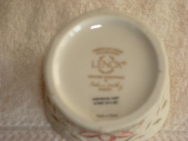 "Lenox - ""Winter Greetings"" Votive Candle Holders image 3"