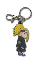 Naruto Shippuden Chibi Deidara Key Chain GE4705 *NEW* - $16.99