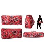Vera Bradley Knot Just A Clutch Shoulder Bag Call Me Coral - $39.98