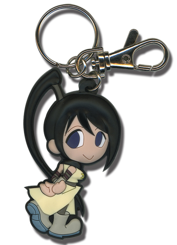 Primary image for Soul Eater Chibi Tsubaki Key Chain GE4835 *NEW*