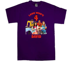 Fresh Beat Band Personalized Purple Birthday Shirt #2 - $16.99+