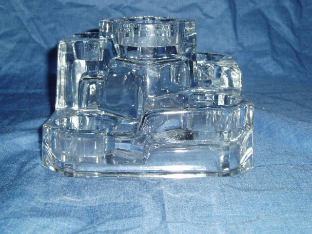 PARTYLITE Original CRYSTAL CASTLE RETIRED  Party Lite