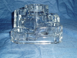 PARTYLITE Original CRYSTAL CASTLE RETIRED  Party Lite - $19.99
