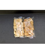 Vintage Scrabble Game Tiles Lot of 200 - Crafts... - $19.99