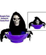 Animated Snapping Sam Trick or Treat Halloween ... - $64.35