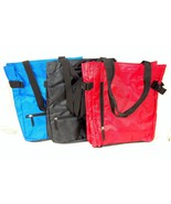 Heavy Duty Polyester Unisex Shopping Tote w/Open Cargo Area ~ Choice of ... - $14.95