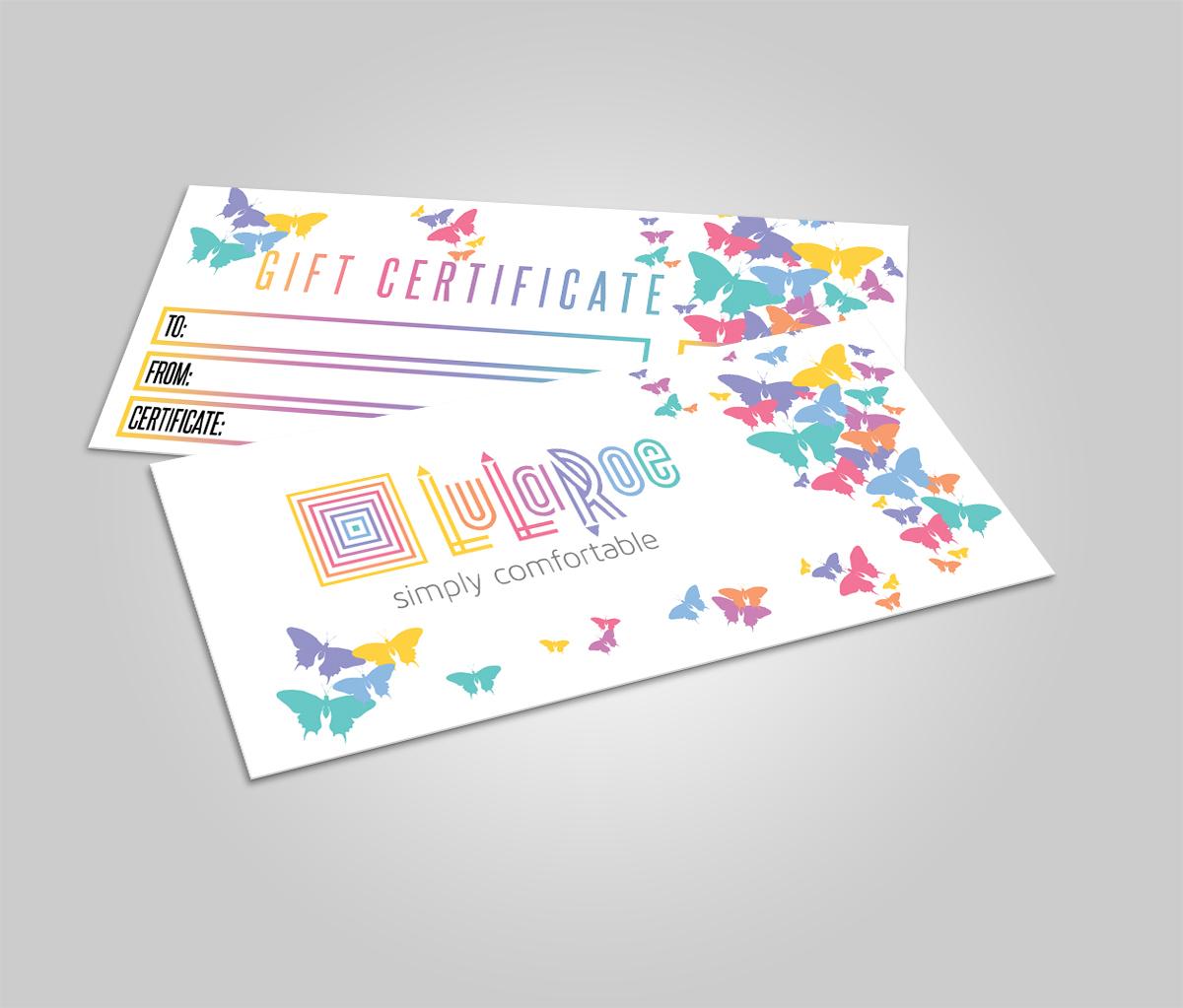 Lularoe Gift Certificate Lularoe Cash And 50 Similar Items