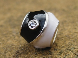 Haunted Triple spell cast YIN YANG bead for balance - $12.00