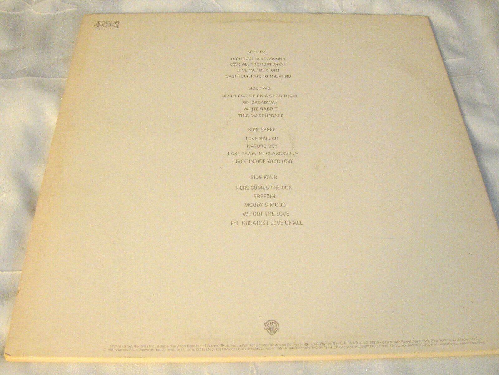 The George Benson Collection Warner Bros 2HW 3577 Stereo Vinyl Record LP Album image 2