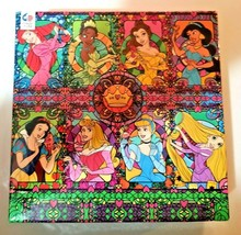 DISNEY PRINCESS COLLAGE - 1000 PIECE JIGSAW PUZZLE  - $22.76