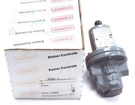 NIB FISHER CONTROLS 6392-2 CONTROL VALVE PSIG, 20-150 OUTPUT RANGE 6392.2 63922