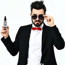 Beard & Mustache Balm and Oil Grooming Kit - All Natural And Organic Argan & Joj image 4