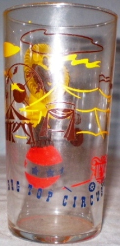 Primary image for Big Top Peanut Butter Glass Big Top Circus